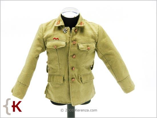 1:6 3R WWII Japan IJA 21st Division Lieutenant Colonel
